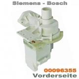 Ablaufpumpe mit Pumpenstutzen 481936118471 Bauknecht